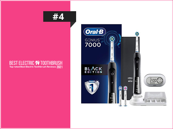 Electric Toothbrush, Oral-B Pro 7000
