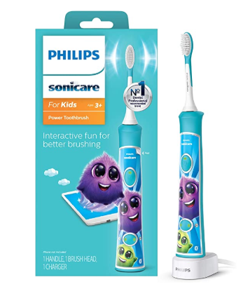 Philips Sonicare Eelectric toothbrush for Kids Bluetooth